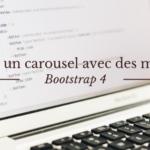 carousel modal bootstrap 4
